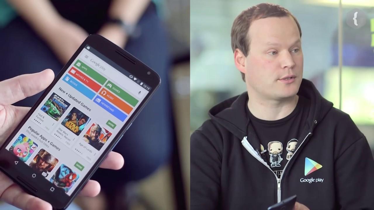 Общаемся с Кириллом Гручниковым из Google - 1