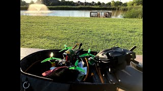 First Full Session withe the DJI FPV System