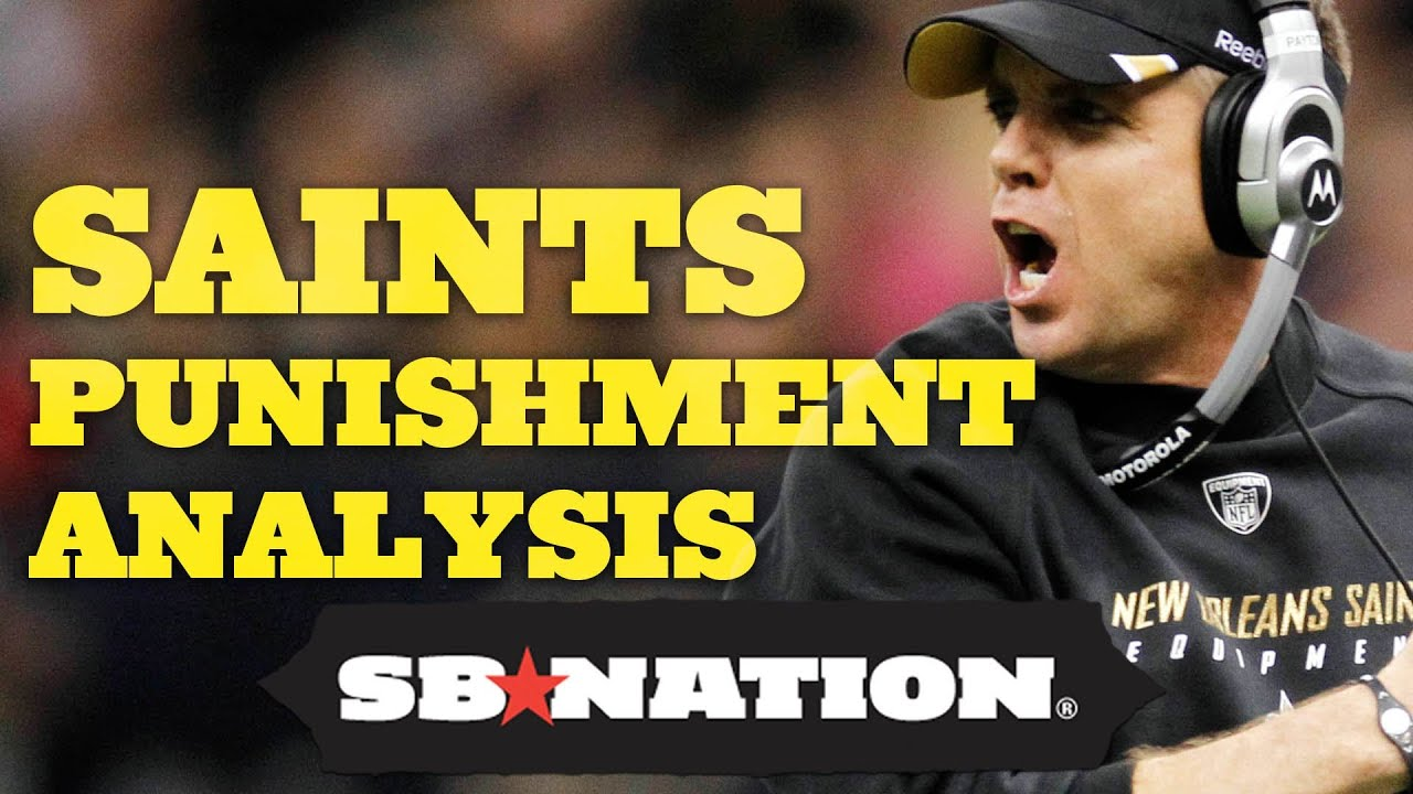 Saints Punishment Analysis thumbnail