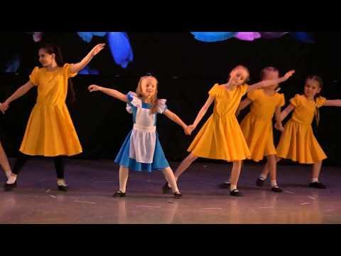 YOULAтанцыифитнес, группа Мандаринки, 6-7 лет