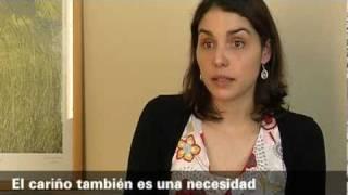 Apego y contacto físico con el bebé - Lic. Claudia López