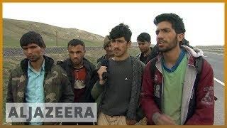 🇦🇫 🇹🇷 Afghan refugees describe treacherous journeys to Turkey | Al Jazeera English