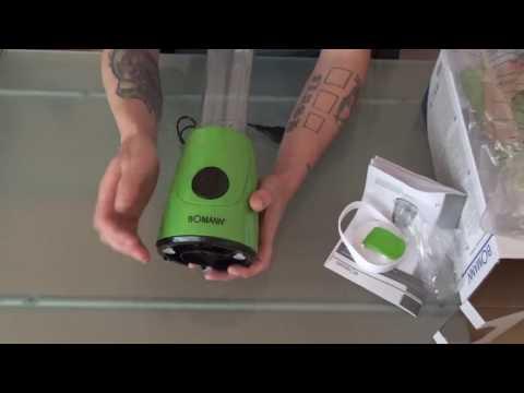 Unboxing Video - Smoothie Maker von Bomann