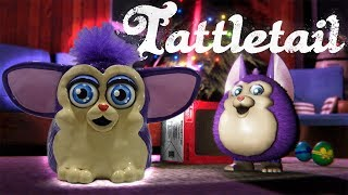 TATTLETAIL IN REAL LIFE - DIY Custom TattleTail Tutorial