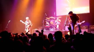 LIVE WIRE - AC/DC Tribute - WALK ALL OVER YOU Live @ Penns Peak Sept 7 2012