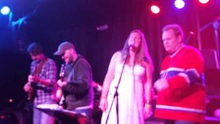 "Covered with Jam ""Stairway to Heaven / Encore- Shake Down Street "" Gyspy Sally's, DC 3-28-15"