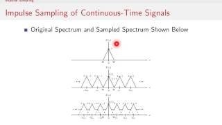 Sampling Signals (4/13) - Impulse Sampling