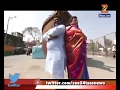 Pune   Shantabai Song For NCP Contestant