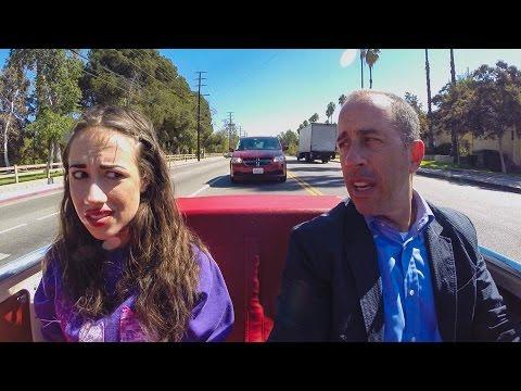 Comedians In Cars Getting Coffee – Jerry Seinfeld & Miranda Sings
