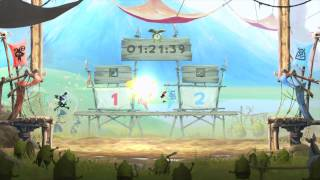 Minisatura de vídeo nº 2 de  Rayman Legends