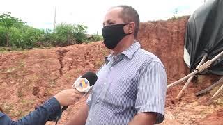Codema denuncia irregularidades em obra nas Chácaras Caiçaras