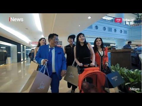 Menggemaskan! Dita Soedarjo Bawa Anjing Peliharaannya Pakai Stroller di Mall Part 1B - HPS 04/04