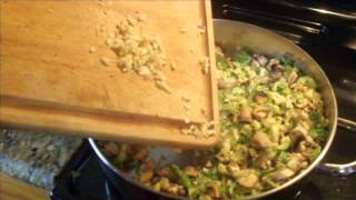 Brussel Sprouts and Pasta