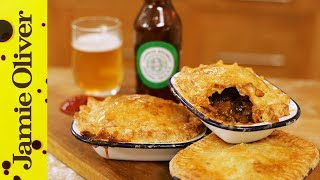 Jamies Beef And Ale Aussie Meat Pie | Happy Australia Day!