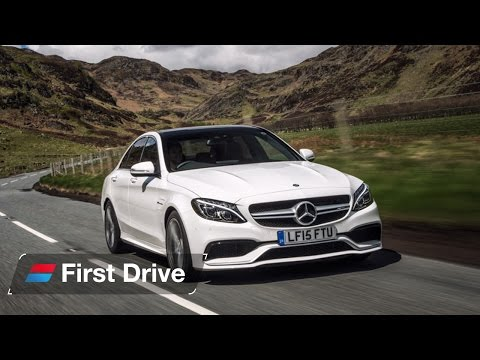 2015 Mercedes-AMG C63 S first drive review