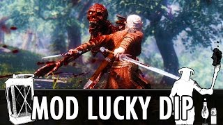 Skyrim Mods: Lucky Dip - Multi-Spotlight