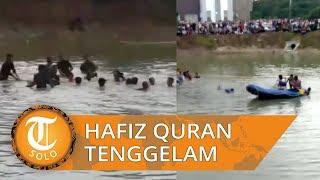 Video Mahasiswa UIN Tenggelam, Ternyata Korban Seorang Hafiz Quran