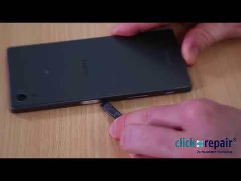 Sony Xperia Z5 Akku tauschen - Anleitung