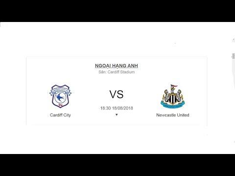 CAR Cardiff City VS 18:30 18/08/2018 NEW Newcastle United