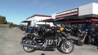 648422 - 2014 Triumph Rocket III Roadster ABS - Used Motorcycle For Sale
