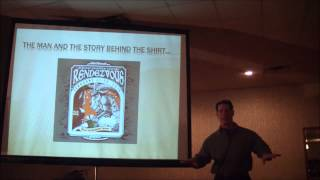preview picture of video 'Brian Sprague Seminar Ridgway Rendezvous 2015'