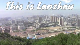 preview picture of video 'Lanzhou From (Slightly) Above'