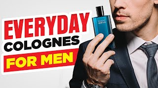 Top 10 EVERYDAY Colognes For Men (2020 Most VERSATILE Fragrances)