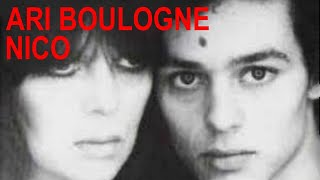 "Christa Päffgen (Nico) / Ari Boulogne / Marianne Faithfull : ""Song for Nico"""
