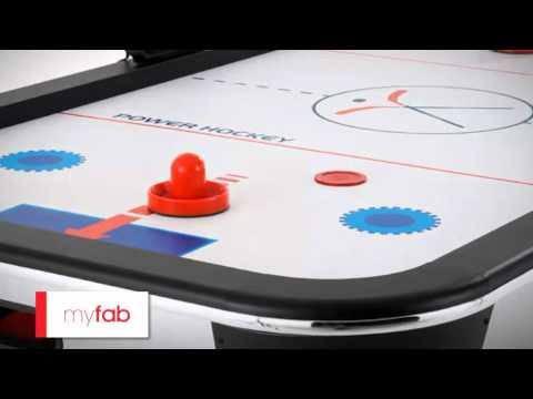 Der Air-Hockey Tisch Pro von myfab