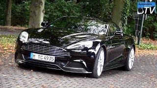 2013 Aston Martin Vanquish (573hp) - DRIVE & SOUND (1080p)