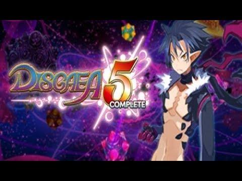 Gameplay de Disgaea 5 Complete