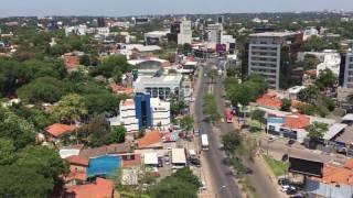 Avenida Aviadores del Chaco, Hotel Dazzler Asunción, PY