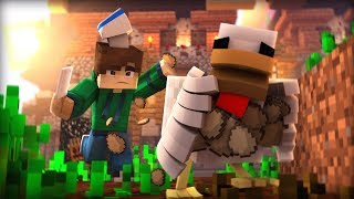 Chicken Life   Minecraft Animation Collab