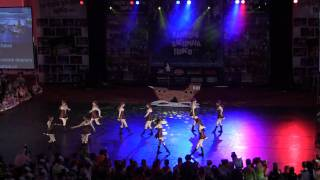 HPM Dance Studio Pardubice a choreografie při Mistrovství Čech - She´s A Pirate