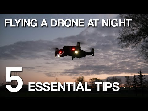 can-you-fly-a-drone-at-night--5-essentials-to-know--mavic-air-footage