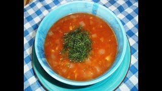 """Суп """"Харчо"""". Суп """"Харчо"""" классический рецепт. Первые блюда."""