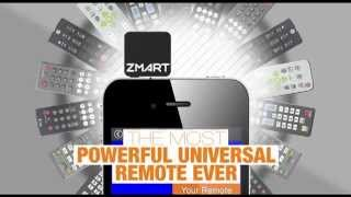 Never see a remote control again!