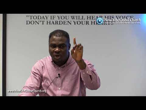 "Nov. 26, 2017 - Apostle Israel Onoriobe: ""Giving thanks to God for everything"""