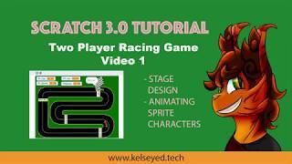 how to make a racing game on scratch 3-0 - ฟรีวิดีโอออนไลน์