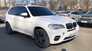 BMW X5 4.0d  за 1.8 млн ! Идеален ? Или подготовлен для продажи ?