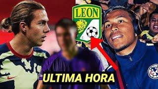 ¿ROGER MARTINEZ AL LEON??| ¡AMERICA VA POR REFUERZOS URUGUAYOS!?| ¡NOTICIAS DEL CLUB AMERICA!?