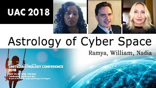 Astrology of cyberspace - Engage with us at UAC!