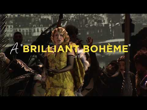 La Bohème is brilliant and glorious - Now to Oct. 6 only!