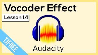 vocoder effect - Kênh video giải trí dành cho thiếu nhi