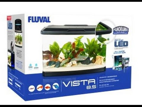 Fluval Vista Aquariums