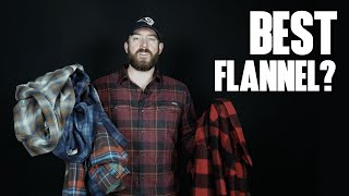Whats The Best Flannel Shirt?