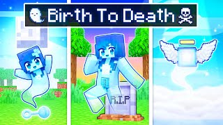 BIRTH To DEATH of a GHOST In Minecraft!