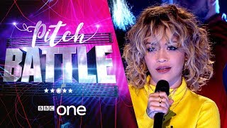 Rita Ora performs 'Your Song' - Pitch Battle: Live Final