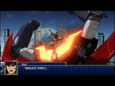 SUPER ROBOT WARS T - ANNOUNCEMENT TRAILER (EN) | PS4, NSW thumbnail