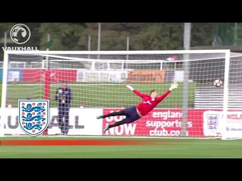 Great goals from Rooney Rashford Alli Dier Lingard – Shooting Session | Inside Training